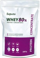 Фото - Протеин Saputo Whey 80% Protein Concentrate 0.9 kg