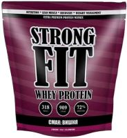 Фото - Протеин Strong Fit Whey Protein 0.909 g