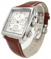 Фото - Наручные часы Nexxen NE8901CHM PNP/SIL/BRN
