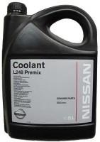 Охлаждающая жидкость Nissan Coolant L248 Premix 5L