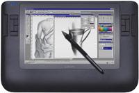 Графический планшет Wacom Cintiq 12WX