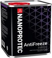 Охлаждающая жидкость Nanoprotec Antifreeze D (G12 Plus) 1L