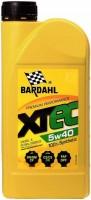 Моторное масло Bardahl XTEC 5W-40 1L