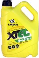 Моторное масло Bardahl XTEC 5W-30 C4 5L