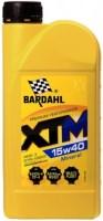 Моторное масло Bardahl XTM 15W-40 1L
