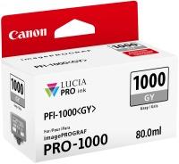 Картридж Canon PFI-1000GY 0552C001