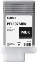 Картридж Canon PFI-107MBK 6704B001
