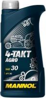 Моторное масло Mannol 4-Takt Agro SAE 30 1L