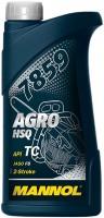 Фото - Моторное масло Mannol 7859 Agro HSQ 1L