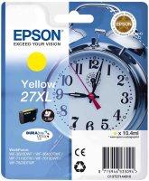 Картридж Epson 27XL Y C13T27144020