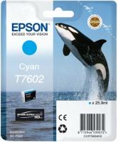 Картридж Epson T7602 C13T76024010