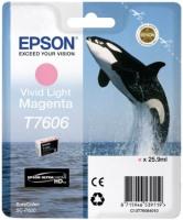 Картридж Epson T7606 C13T76064010