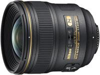 Фото - Объектив Nikon 24mm f/1.4G ED AF-S Nikkor
