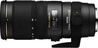 Объектив Sigma AF 70-200mm F2.8 APO EX DG OS HSM
