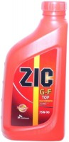 Трансмиссионное масло ZIC G-F Top 75W-90 1L