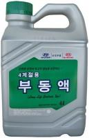 Охлаждающая жидкость Hyundai Long Life Coolant 4L