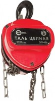 Тали и лебедки Intertool GT1406