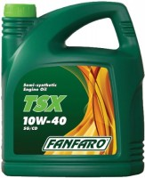 Моторное масло Fanfaro TSX SG 10W-40 4L