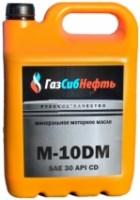 Моторное масло Gazsibneft M-10DM 5L