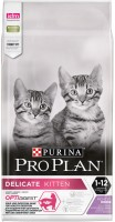 Корм для кошек Pro Plan Junior Delicate Sensitive Turkey 10 kg