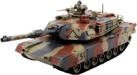 Фото - Танк на радиоуправлении Huan Qi M1A2 Abrams 1:24