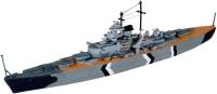 Фото - Сборная модель Revell Bismarck (1:1200)