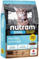 Фото - Корм для кошек Nutram I12 Ideal Solution Support Weight Control 6.8 kg