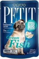 Фото - Корм для собак Petit Pouch Ocean Fish 0.08 kg