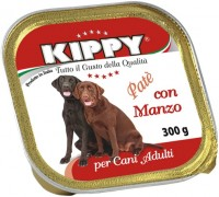 Фото - Корм для собак Kippy Adult Pate with Beef 0.3 kg