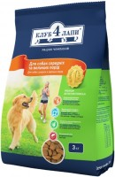 Корм для собак Club 4 Paws Medium and Large Breeds 3 kg