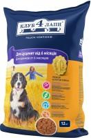 Корм для собак Club 4 Paws Junior 12 kg