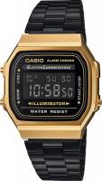 Фото - Наручные часы Casio A168WEGB-1B