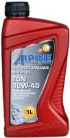 Моторное масло Alpine TSN 10W-40 1L