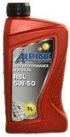 Моторное масло Alpine RSL 5W-50 1L