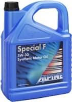 Моторное масло Alpine Special F 5W-30 4L
