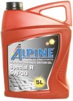 Моторное масло Alpine Special R 5W-30 5L