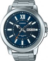 Фото - Наручные часы Casio MTP-X100D-2A