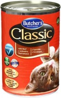 Фото - Корм для кошек Butchers Adult Classic Beef 0.4 kg