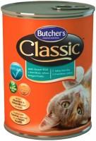 Фото - Корм для кошек Butchers Adult Classic Ocean Fish 0.4 kg