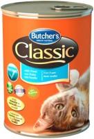 Фото - Корм для кошек Butchers Adult Classic Trout 0.4 kg