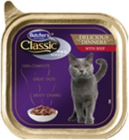 Фото - Корм для кошек Butchers Adult Classic Pro Delicious Beef 0.1 kg
