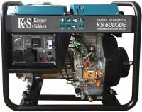 Электрогенератор Konner&Sohnen KS 6000DE