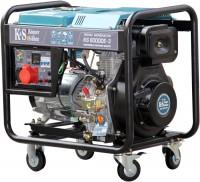 Электрогенератор Konner&Sohnen KS 8000DE-3