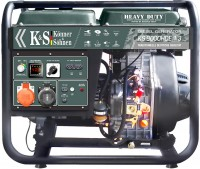 Электрогенератор Konner&Sohnen KS 9000HDE-1/3