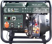 Электрогенератор Konner&Sohnen KS 9000HDE-1/3 ATSR