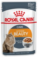Фото - Корм для кошек Royal Canin Intense Beauty Gravy Pouch 0.085 kg