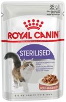 Корм для кошек Royal Canin Sterilised Grave Pouch 0.085 kg