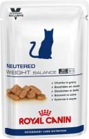 Фото - Корм для кошек Royal Canin Neutered Weight Balance Pouch 0.1 kg
