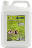 Охлаждающая жидкость Alpine Kuhlerfrostschutz C11 Ready Mix Green 5L