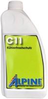Охлаждающая жидкость Alpine Kuhlerfrostschutz C11 Green 1.5L
